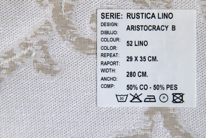 Rustica Lino Aristocracy B 52
